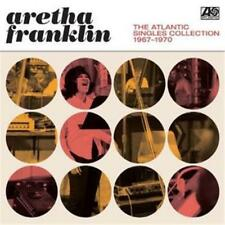 ARETHA FRANKLIN THE ATLANTIC SINGLES COLLECTION 1967-1970 2 CD NEW
