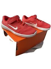 BOY'S NIKE RED TODDLER'S SHOES SIZE 8c