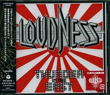 THUNDER IN THE EAST ***2016 REMASTERED CD*** LOUDNESS - AKIRA TAKASAKI - PERFECT
