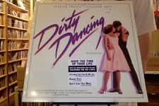 Dirty Dancing OST LP sealed vinyl RE reissue soundtrack