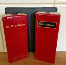 DOLCE & GABBANA RED (RARE) (ITALIAN) EAU DE TOILETTE 100 ML & SHOWER GEL 250 ML