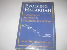 Evolving Halakhah: A Progressive Approach to Traditional Jewish Law By Moshe Zem