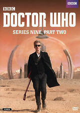 Doctor Who: Series Nine, Part Two (DVD, 2016, 2-Disc Set) Ships in 12 hours!!!