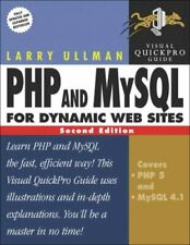 Php And Mysql: For Dynamic Web Sites by Ullman, Larry E. , Paperback