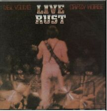 Neil Young & Crazy Horse en vivo óxido 1979 Uk Vinilo Lp Excelente Estado