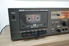 Akai GXC-706D Tape Deck TOP