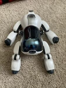 Sony Entertainment Robot Aibo ERS-7 Robotic Dog for Parts Or Repair PLEASE READ