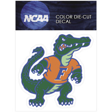 Florida Gators Alternate 1995-Present Logo NCAA Die Cut Vinyl Car Decal Bumper