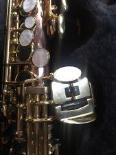 Bauhaus Walstein Soprano Saxophone Bronze body curved and straight neck