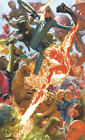 Alex Ross SIGNED Marvelocity Fantastic Four Giclee Canvas Ltd Ed of 15 P Proof