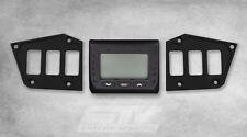2017 Polaris RZR XP 1000 Turbo Black Dash Switch Panel
