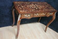 Barok bureau antieke stijl Bureau Plat MkSr0152