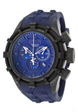 Swiss Made Invicta 11827 Reserve Bolt Sport Chronograph Blue Dial Men's Watch