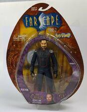 2001.Toy Vault Farscape Series 2 Captain Bialar Crais Special Edition Figure Moc