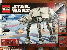 LEGO Star Wars Motorized Walking AT-AT (10178)rare discontinued with Mini Figs