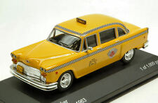 Checker Marathon 1963 New York Taxi 1:43 Model WB194 WHITEBOX