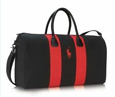 BRAND NEW 100% GENUINE RALPH LAUREN POLO WEEKEND TRAVEL GYM LUGGAGE HOLDALL BAG