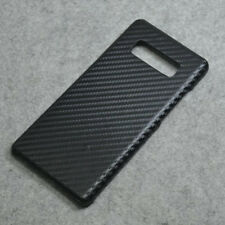 For Samsung Galaxy Note8 Black Carbon Fiber Coated hard case cover