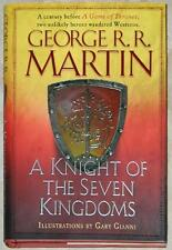 A KNIGHT OF THE 7 KINGDOMS ~ GEORGE RR MARTIN ~ PREQUEL 2 GAME OF THRONES NEW HC