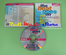 CD BEAT GOES ON CD 7 compilation 1997 PUSSYCAT RACEY PILOT (C21) no mc lp dvd