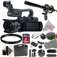 Canon XA11 Compact Full HD Camcorder-PAL + Accessory Kit