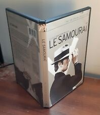 Le Samourai (DVD, 1967, Criterion Collection, Alain Delon)