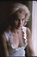 Carroll Baker Sultry Busty Vintage Glamour Pin Up Photo Original  Transparency