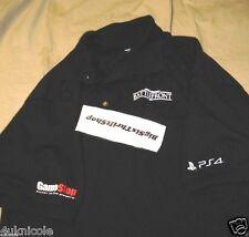 GameStop Star Wars Battle Front PS 4 Polo Golf Shirt Man Size XL