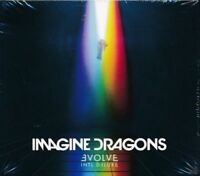 IMAGINE DRAGONS Evolve Intl Deluxe CD NEW Deluxe Edition Bonus Tracks Gatefold
