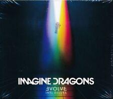 IMAGINE DRAGONS Evolve Intl Deluxe CD NEW Deluxe Edition Bonus Tracks Gatefold