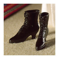 Dolls House 4518 Women's Boots Black 1:12 for Dollhouse New! #