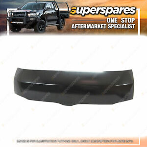 Superspares Bonnet for Toyota Hiace Lwb TRH KDH 03/2005 - Onwards