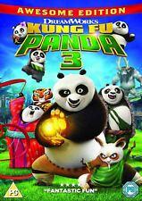 Kung Fu Panda 3 [DVD] [2016] New Sealed UK Region 2