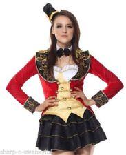 Déguisements costumes rouge pour femme Carnaval