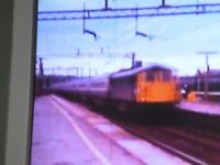 Trackside safety 50 years ago DVD + shunters Locomotives and old GPO film Unique