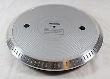 Numark TTX1 Metal Record Platter Used