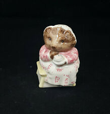 More details for beswick & royal doulton mrs tiggy winkle takes tea - fb0119