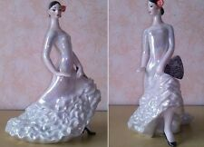 GYPSY GIRL CARMEN DANCER 1970s Antique soviet USSR russian porcelain figurine s