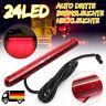 12V 24 LED Car 3RD Third Tail Brake Light High Mount Stop Warning Lamp Universal