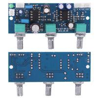 NE5532 Preamplifier Board Subwoofer Low Pass Filter Module Useful GD