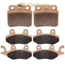 Brake Pads FITS SUZUKI LTR450 LT-R450 LTR 450 QUADRACER Front Rear 2008-2010