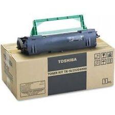 *** TONER TK18 TK-18 pour TOSHIBA DP80 DP85 *** NEUF
