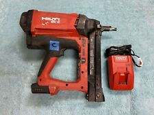 Lotc Hilti Gx2 Battery Gas Actuated Fastening Tool With 1 Battery And Charger