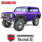 Redcat GEN8 V2 Scout II 1/10 Electric RC 4WD Off-Road Scale Crawler RTR Purple