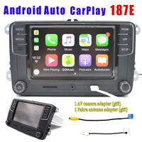 Autoradio RCD330 Carplay,Android Auto,187E BT,AUX,RVC VW GOLF TOURAN TIGUAN POLO