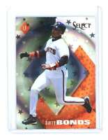 1998 Pinnacle Select Bankruptcy Test #231 BARRY BONDS san francisco giants