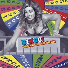 BINGO-FRENCH PUNK EXPLOITATION 1978-1981   VINYL LP NEU