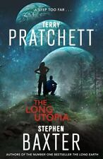 The Long Utopia by Terry Pratchett; Stephen Baxter