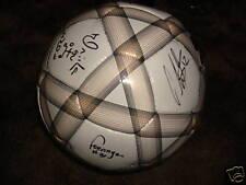 FC GOLD PRIDE SIGNED 2009 WPS PUMA SOCCER BALL