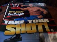 WWE Magazine July 2001 Chris Benoit